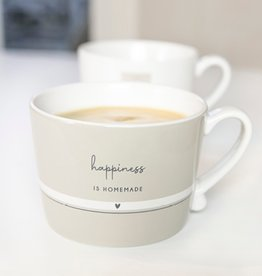 Bastion Collections Cup Titane | Happiness is Homemade | Bastion Collections