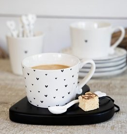 Bastion Collections Mug Small | Little hearts | Bastion Collections