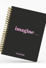 Studio Stationery My Black Notebook Imagine