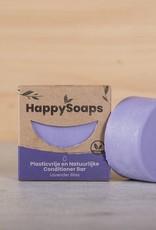 HappySoaps - 100% plasticvrije cosmetica Lavender Bliss Conditioner Bar