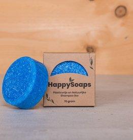 HappySoaps - 100% plasticvrije cosmetica In Need of Vitamin Sea Shampoo Bar - 70g