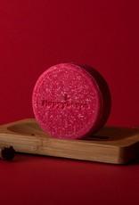 HappySoaps - 100% plasticvrije cosmetica Cinnamon Roll Shampoo Bar - 70g