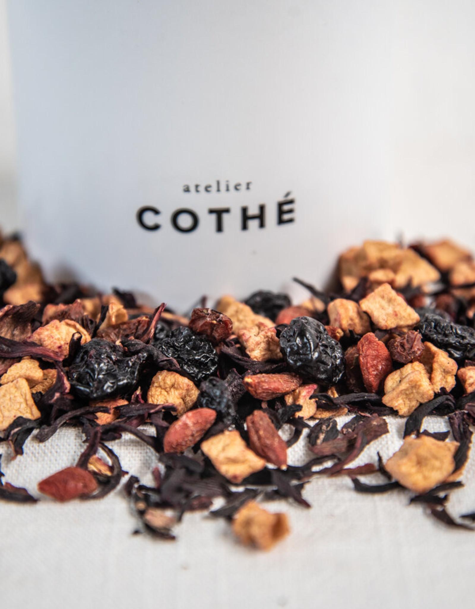 Atelier Cothé Boosting Berry Tea