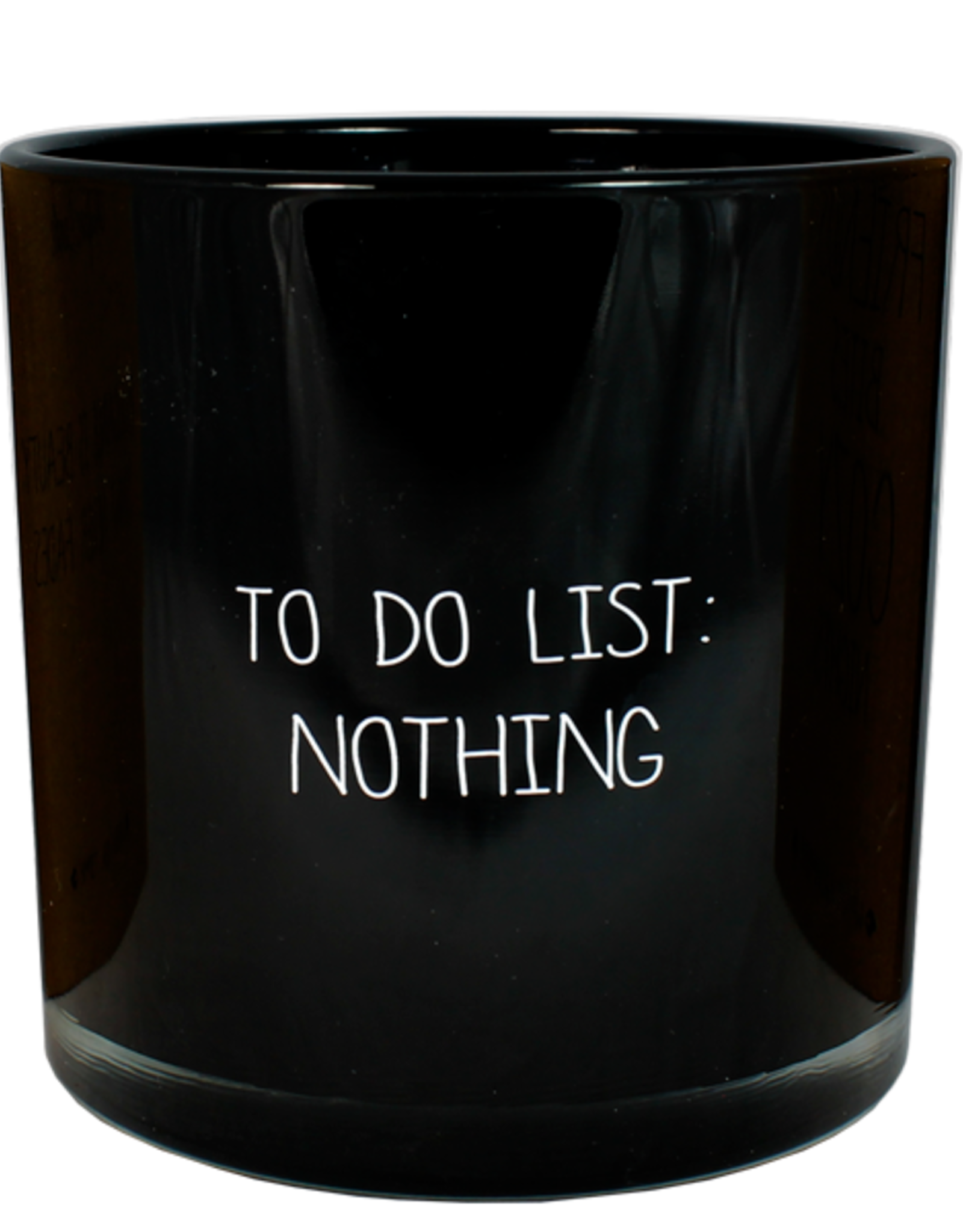 My Flame Sojakaars - To Do List: Nothing