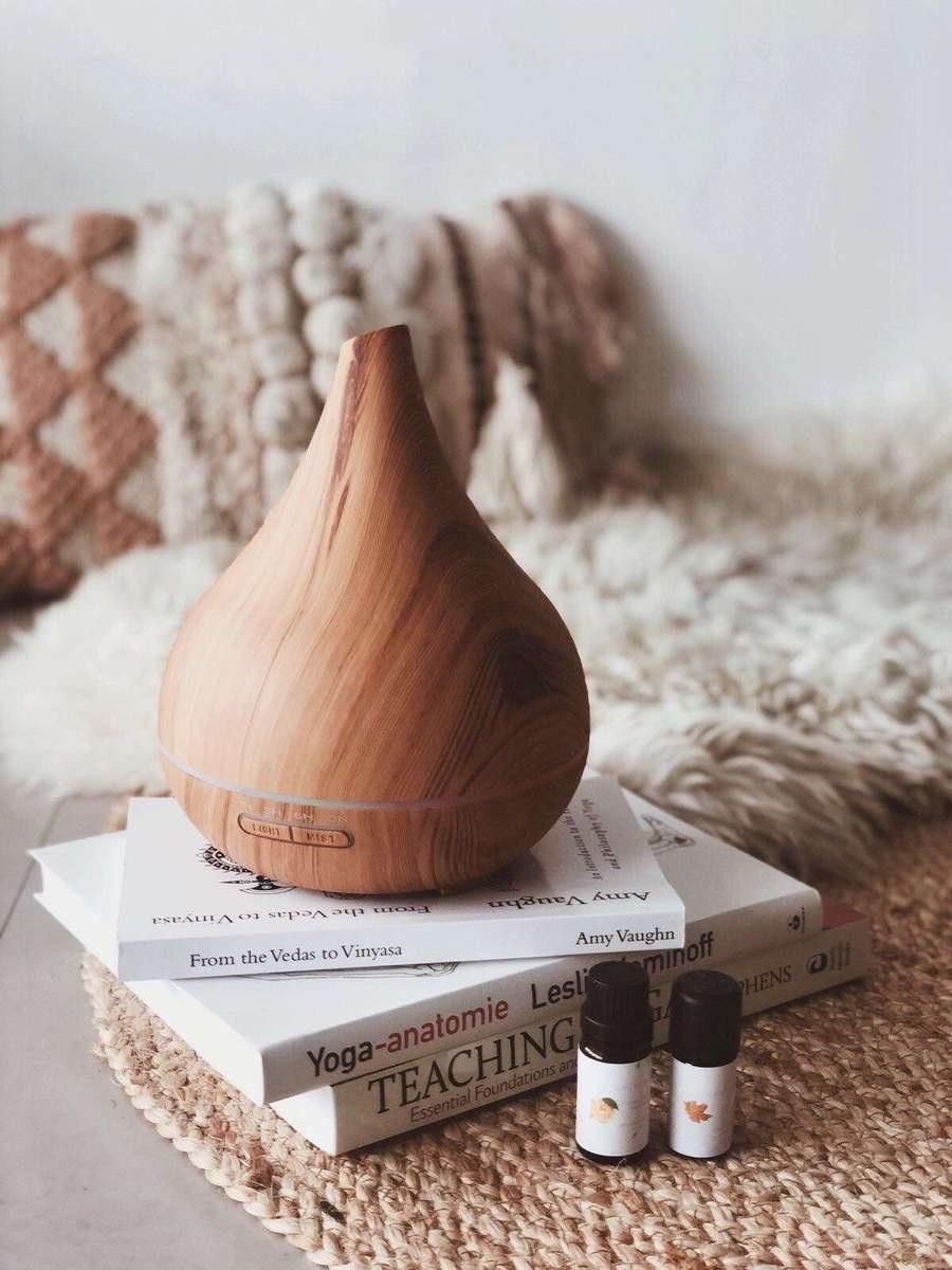 De voordelen van een aromadiffuser