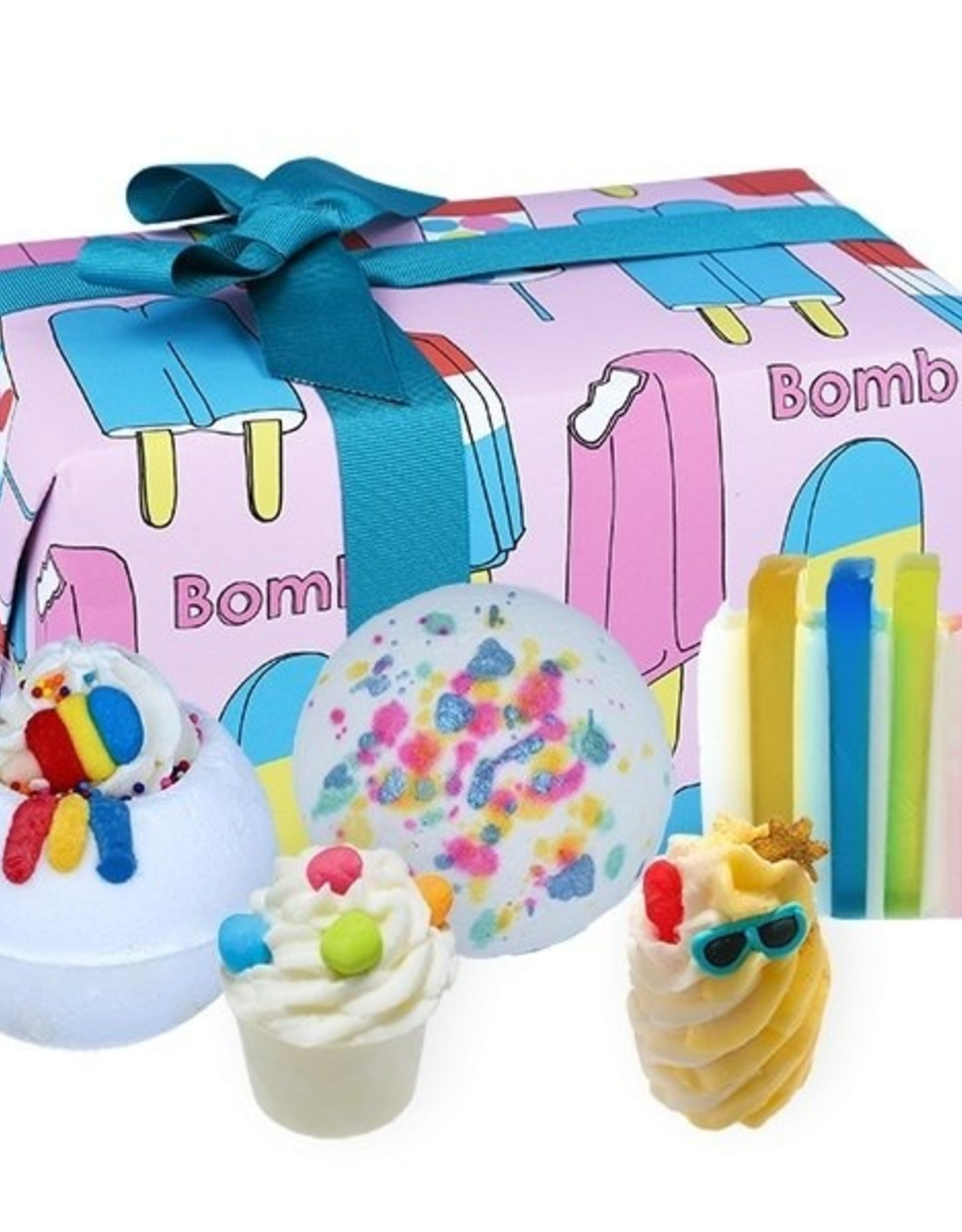 Bomb Cosmetics Anything is Popsickle Gift Pack