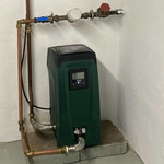 Installatie drukverhoger voor hogere waterdruk woning en beregening