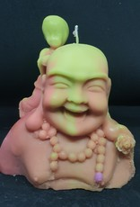seazido - wevyra laughing boeddha ( with wick )