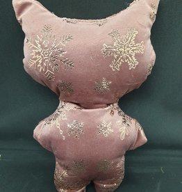 seazido - wevyra geluk en bescherming poppetje groot (gouden sneeuwvlokjes )