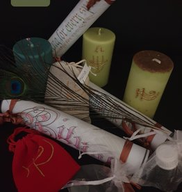 seazido - wevyra rituele doos gerechtigdheid met vrouwe justicia