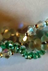 seazido - wevyra halsketting in prachtige glaskralen