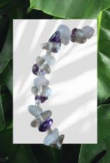 seazido - wevyra bracelet  - golden triangle