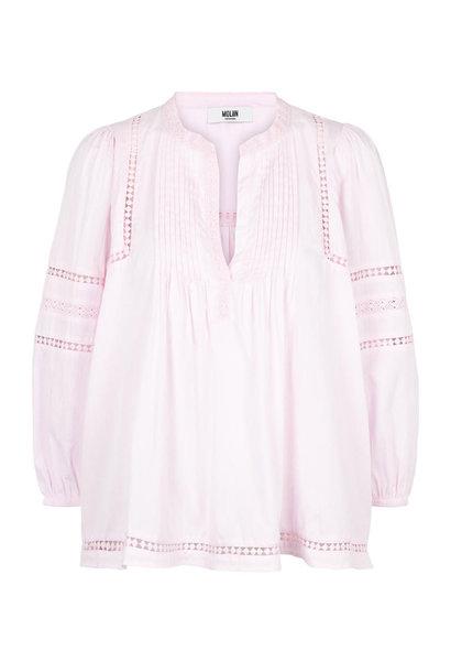 Jasmine Blouse Pink MOLIIN