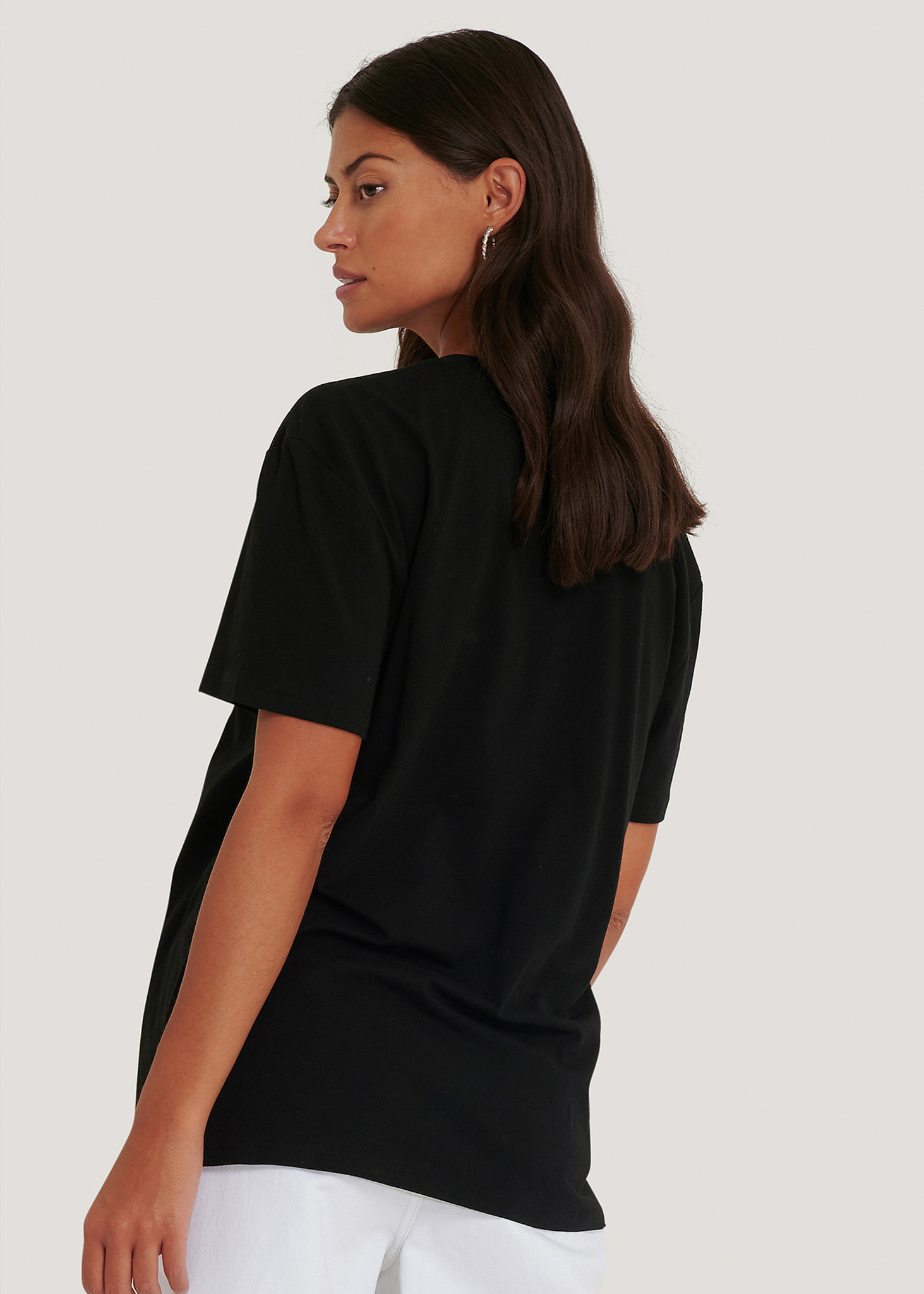 Sun Is Out T-shirt Black-2