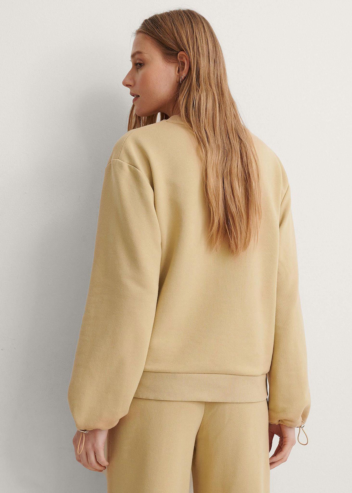 Drawstring Sweatshirt-2