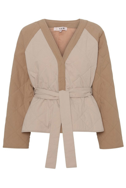 Orata Quilted Jacket