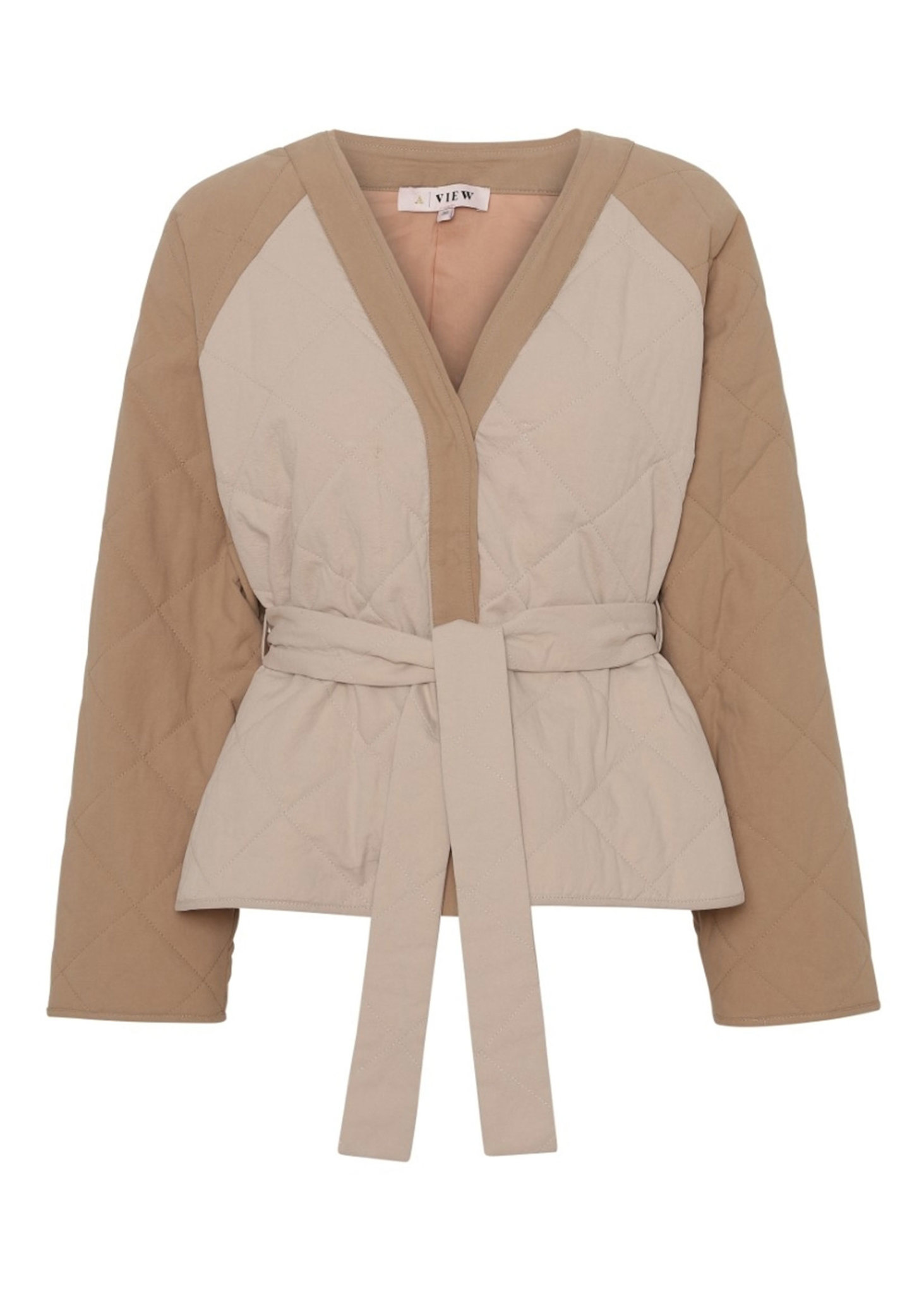 Orata Quilted Jacket-1