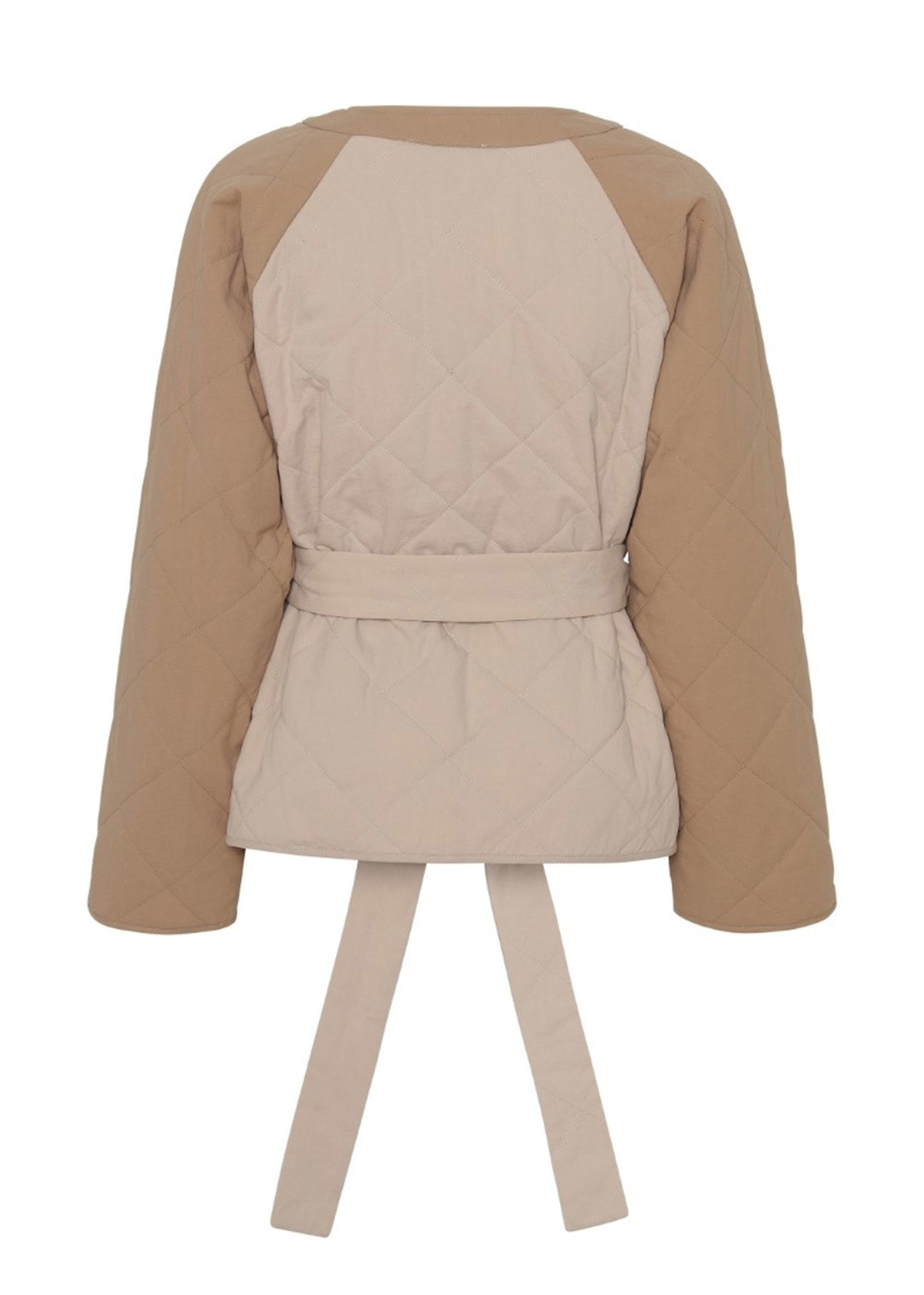 Orata Quilted Jacket-2