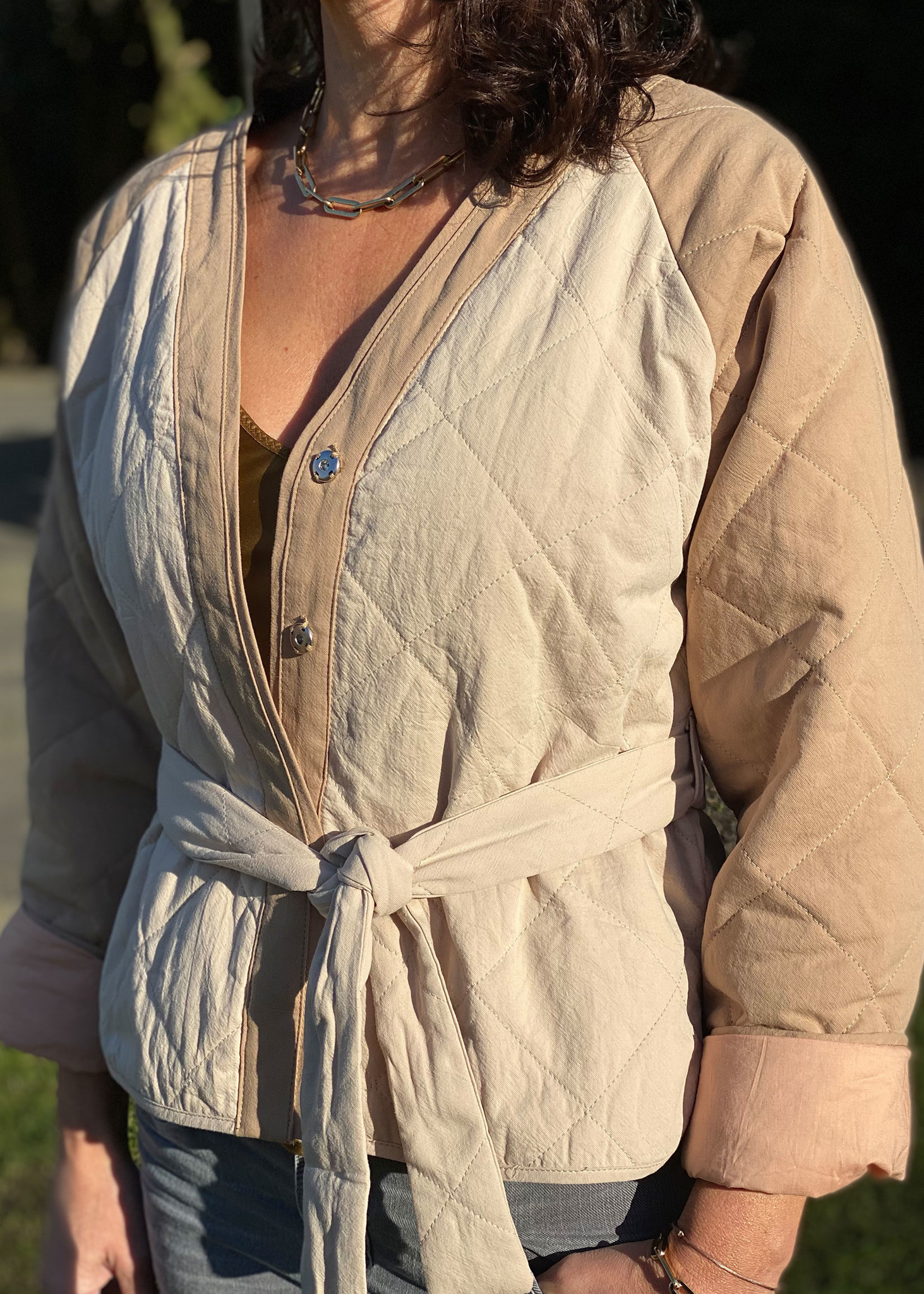 Orata Quilted Jacket-5