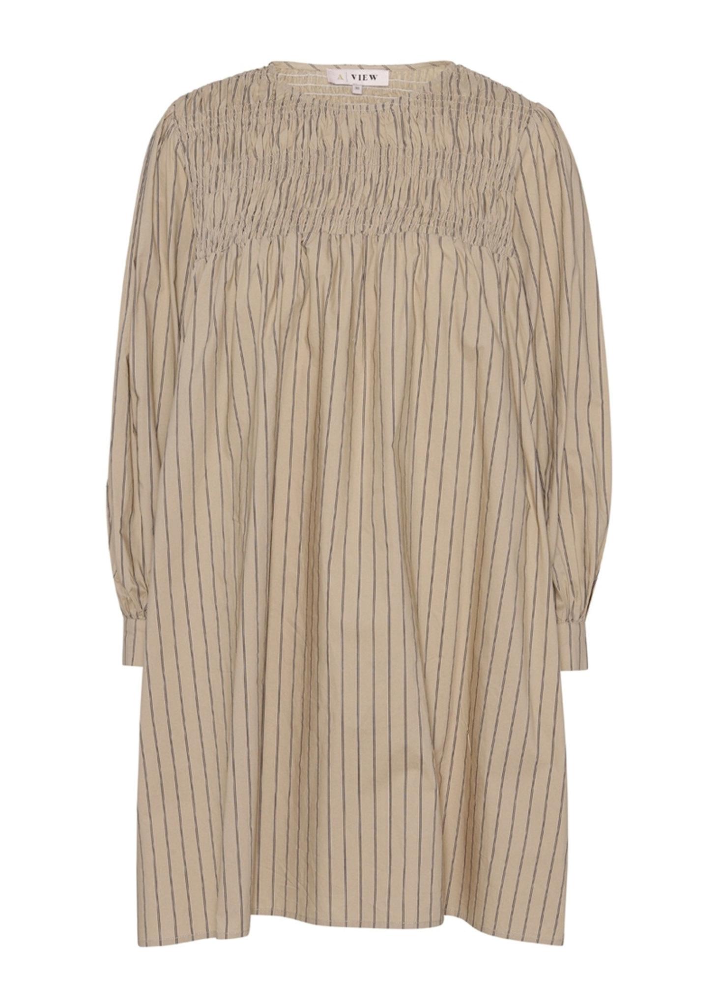 Oak Long Dress-1