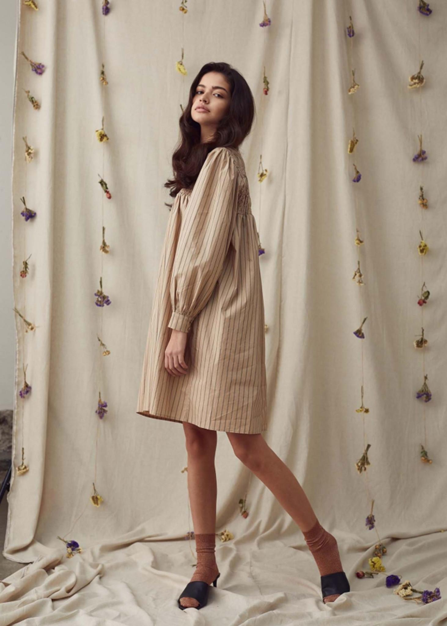 Oak Long Dress-3