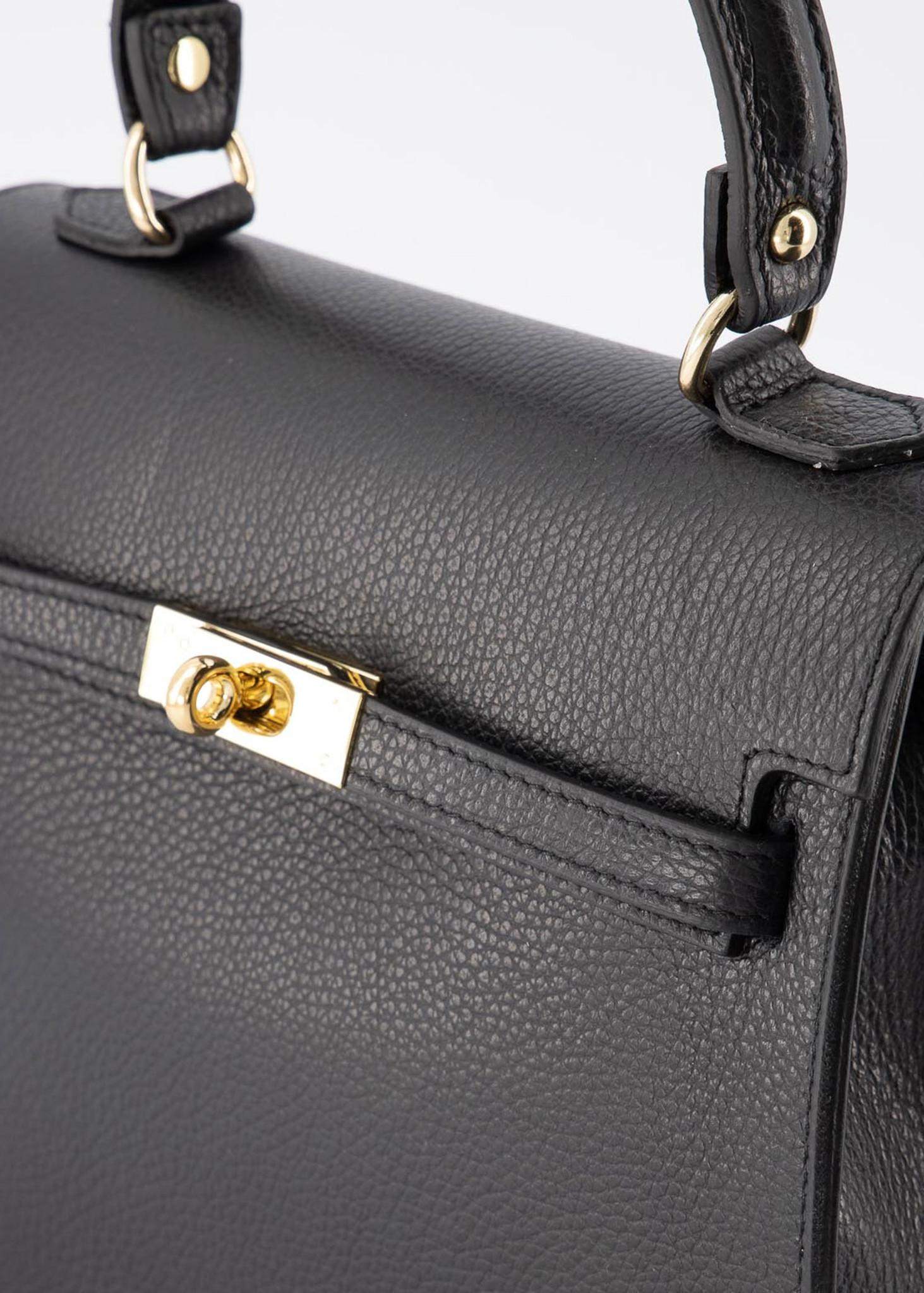 Classic Bag Zwart-2