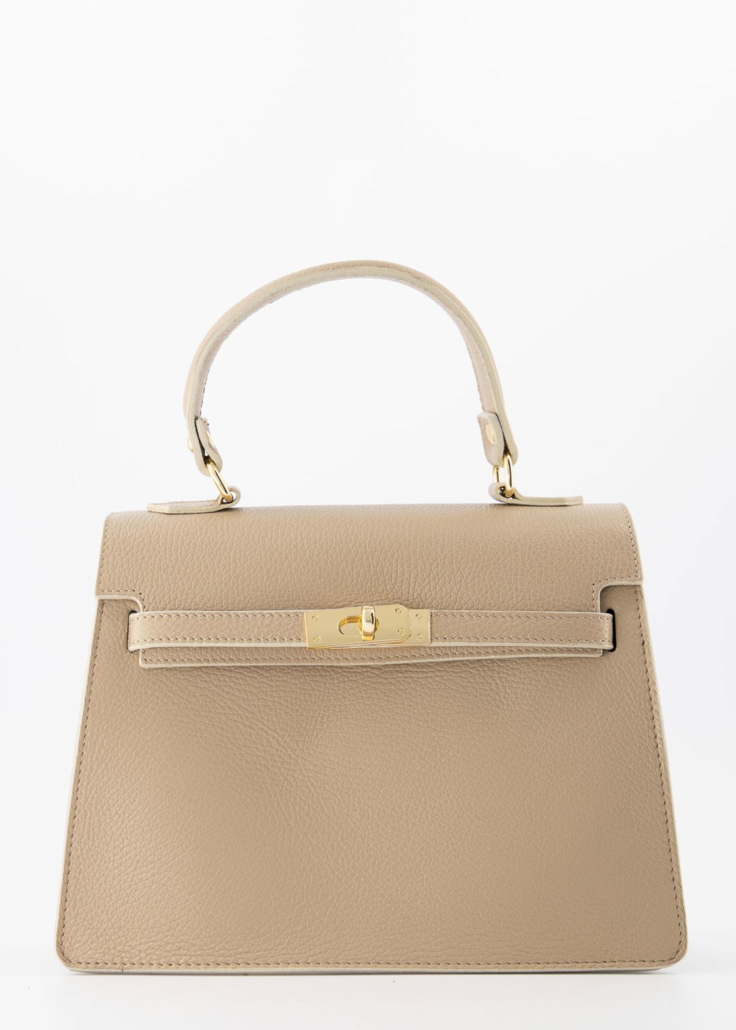 Classic Bag Taupe-1