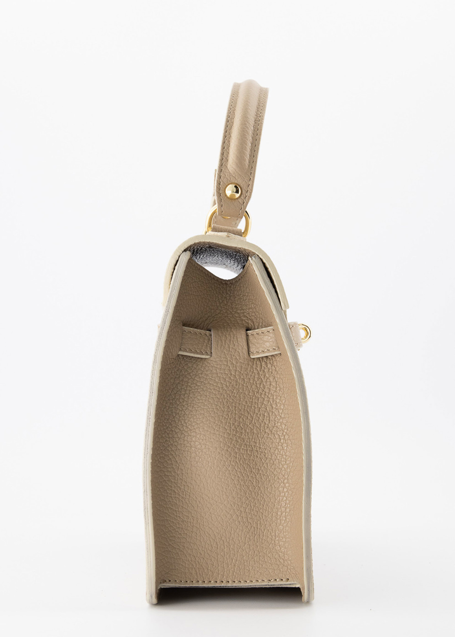 Classic Bag Taupe-3