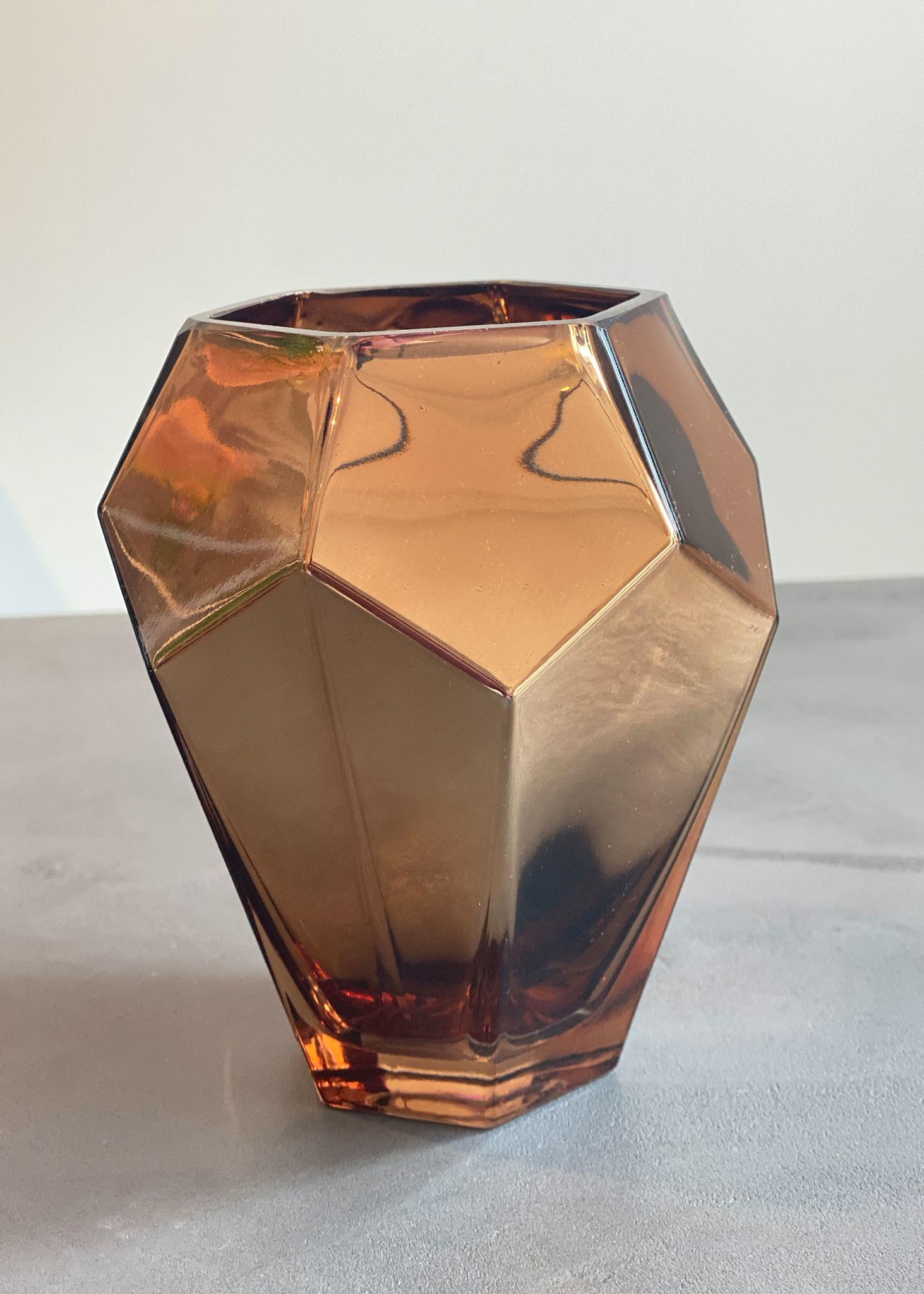 Bronzen Vaas-1