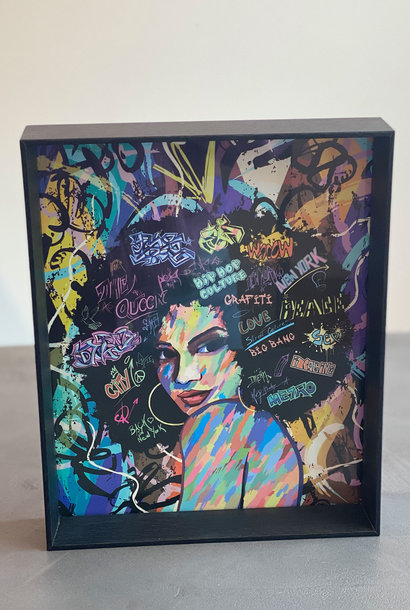 Photo Frame Graffiti