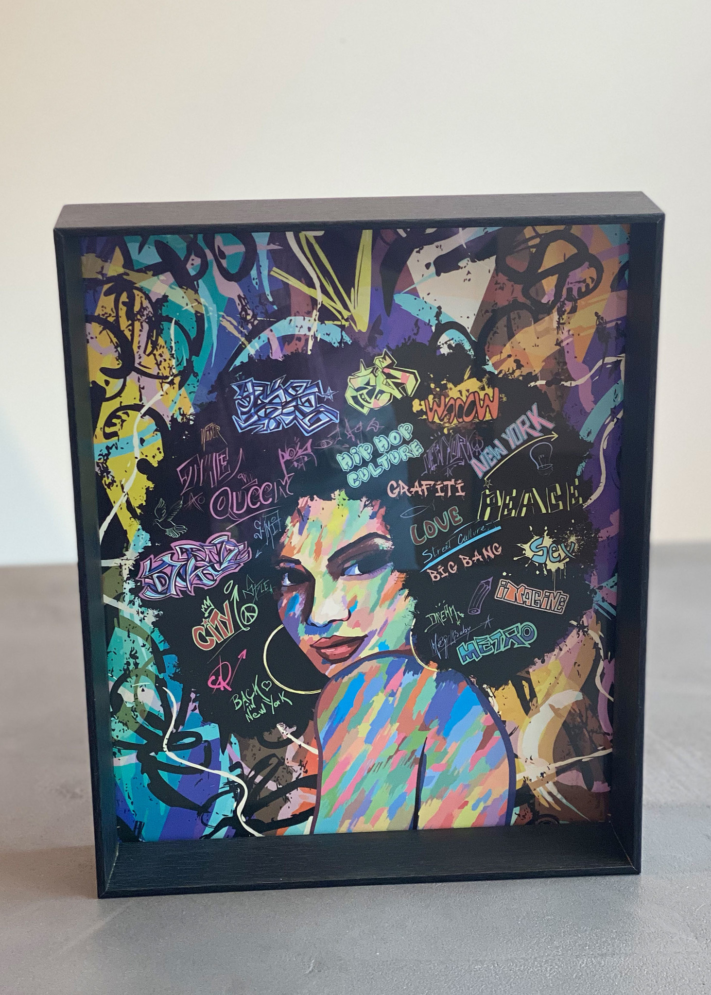 Photo Frame Graffiti-1