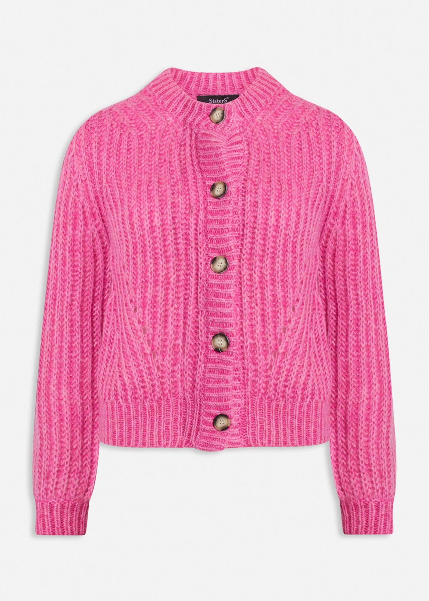 Pink Sweater-1