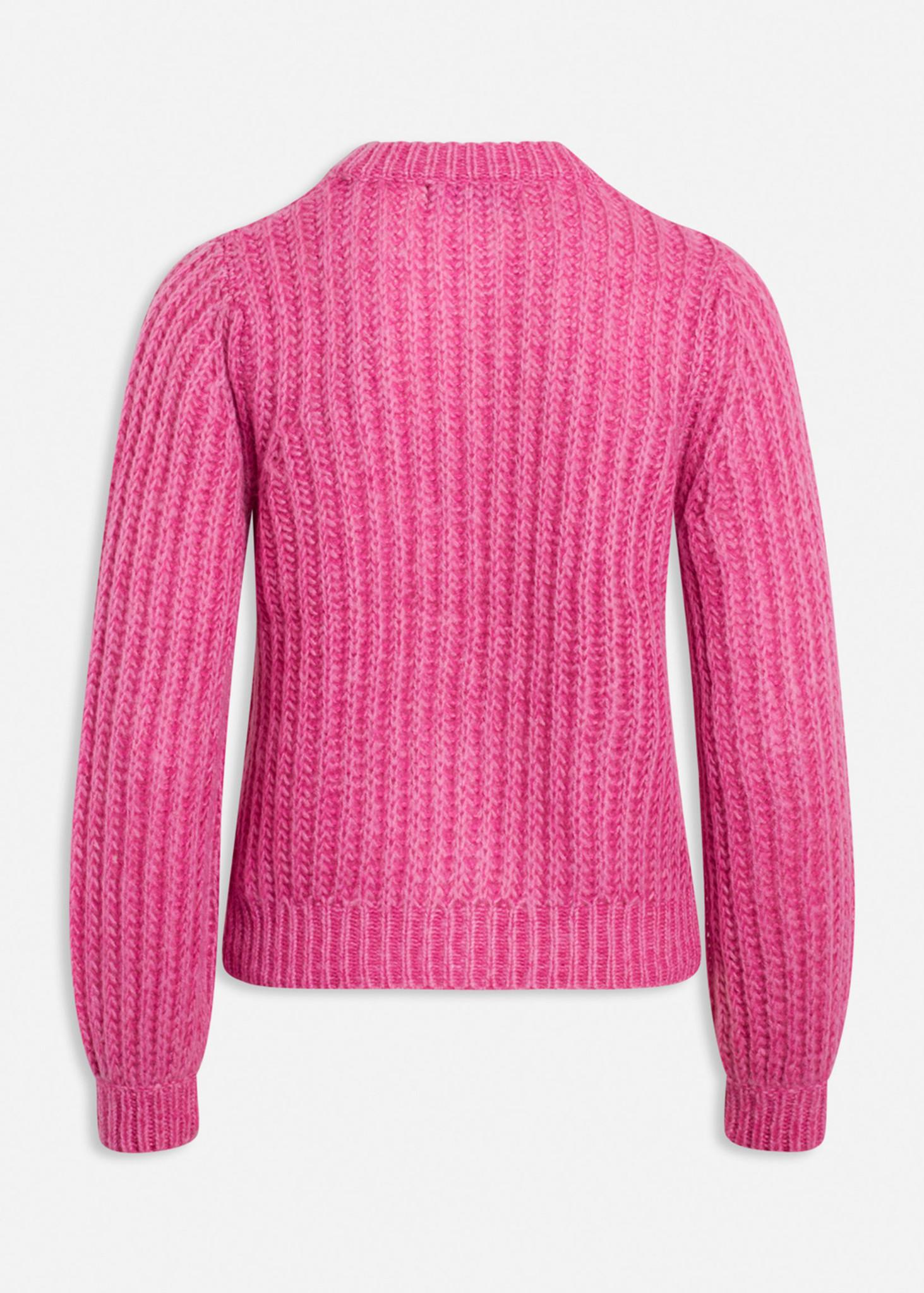 Pink Sweater-3