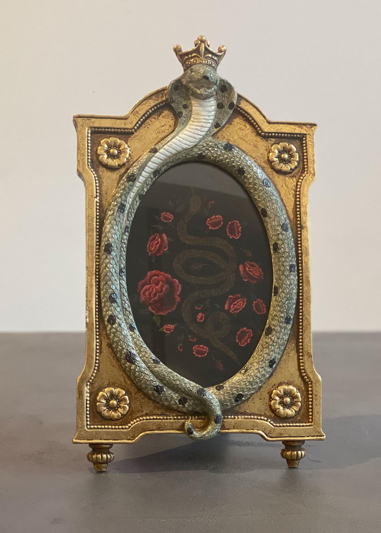 Photo frame snake-1