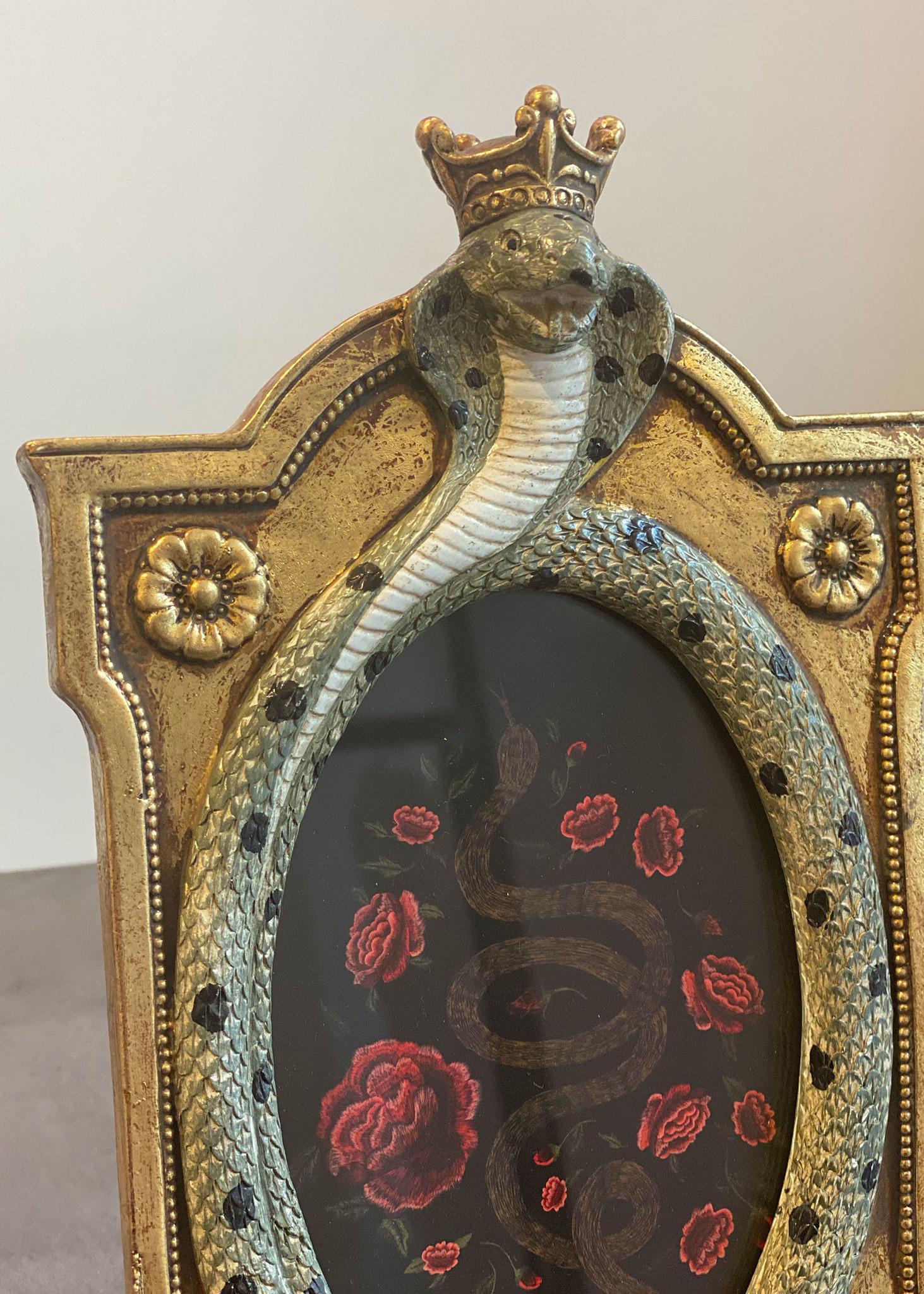 Photo frame snake-2