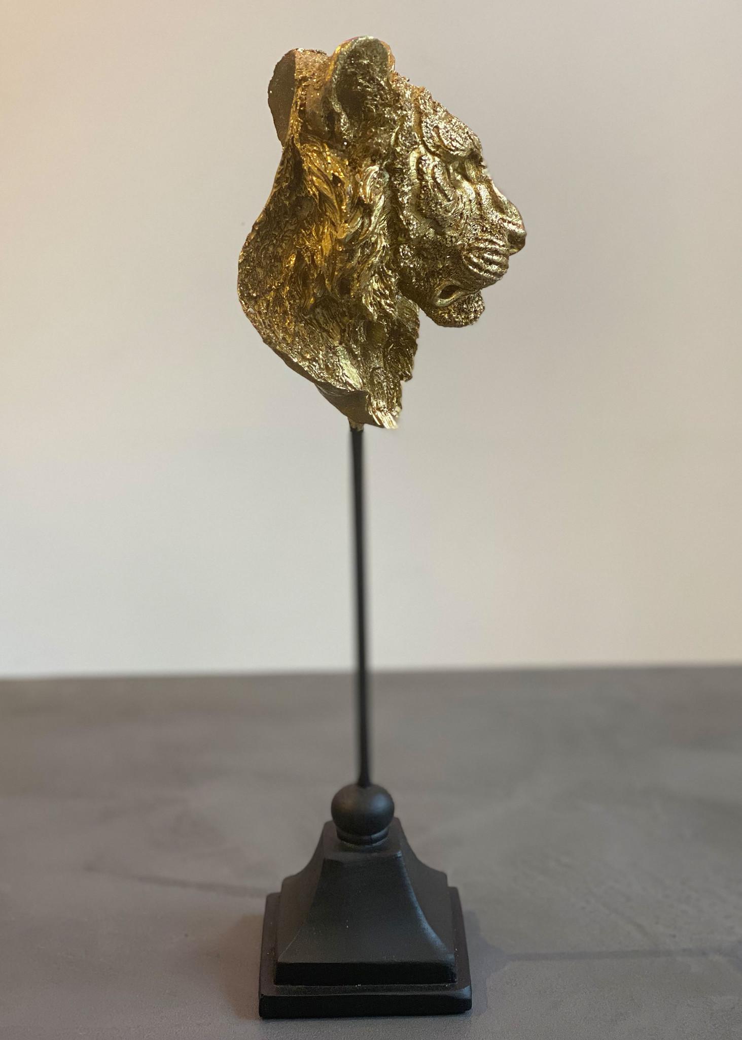Leeuw Standaard Goud-3