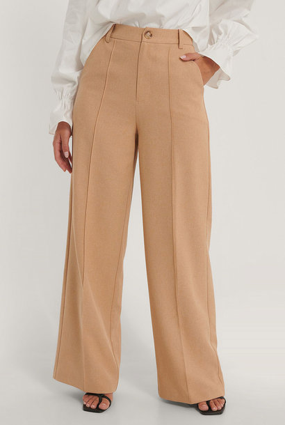 Wide Suit Pants