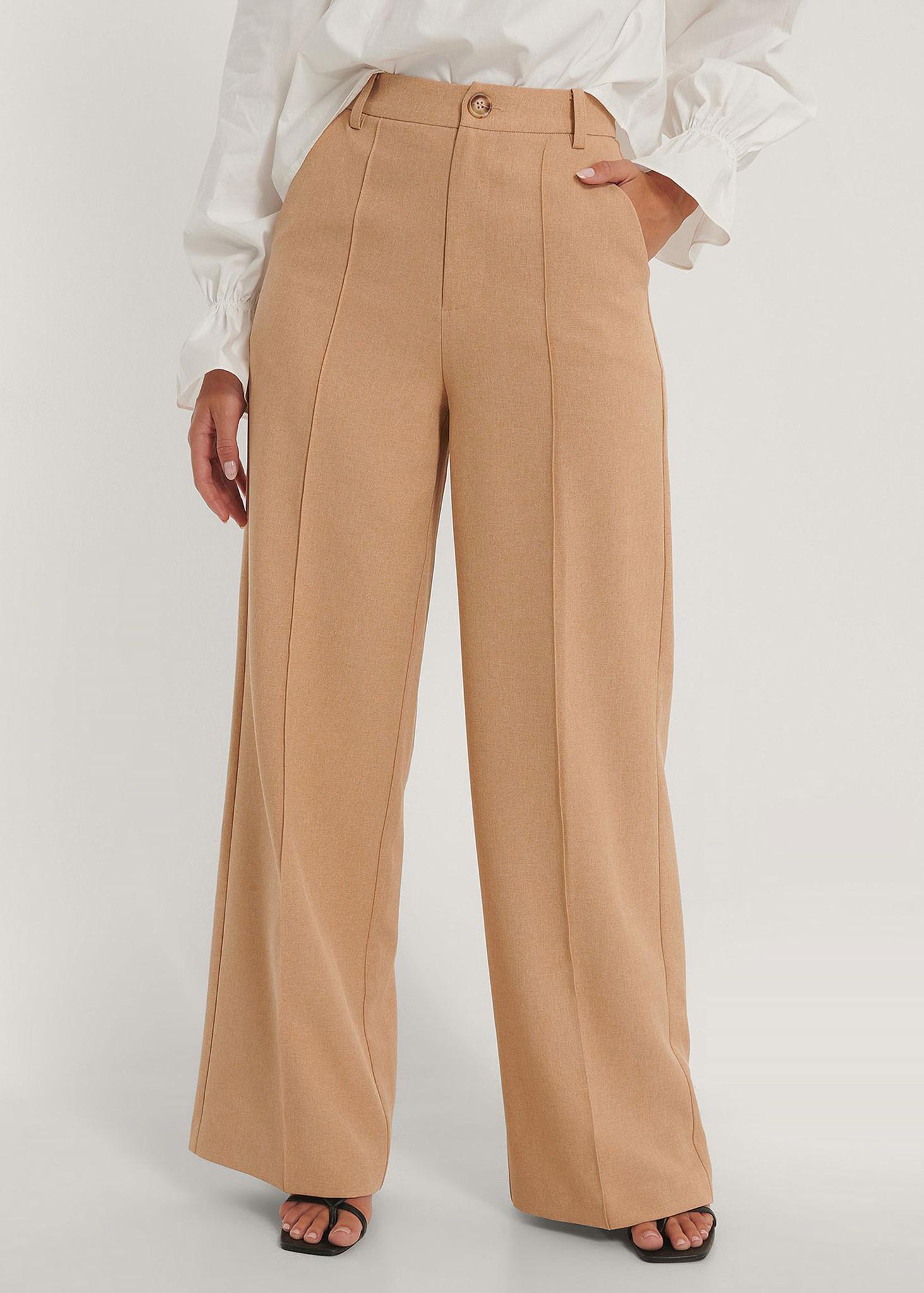 Wide Suit Pants-1