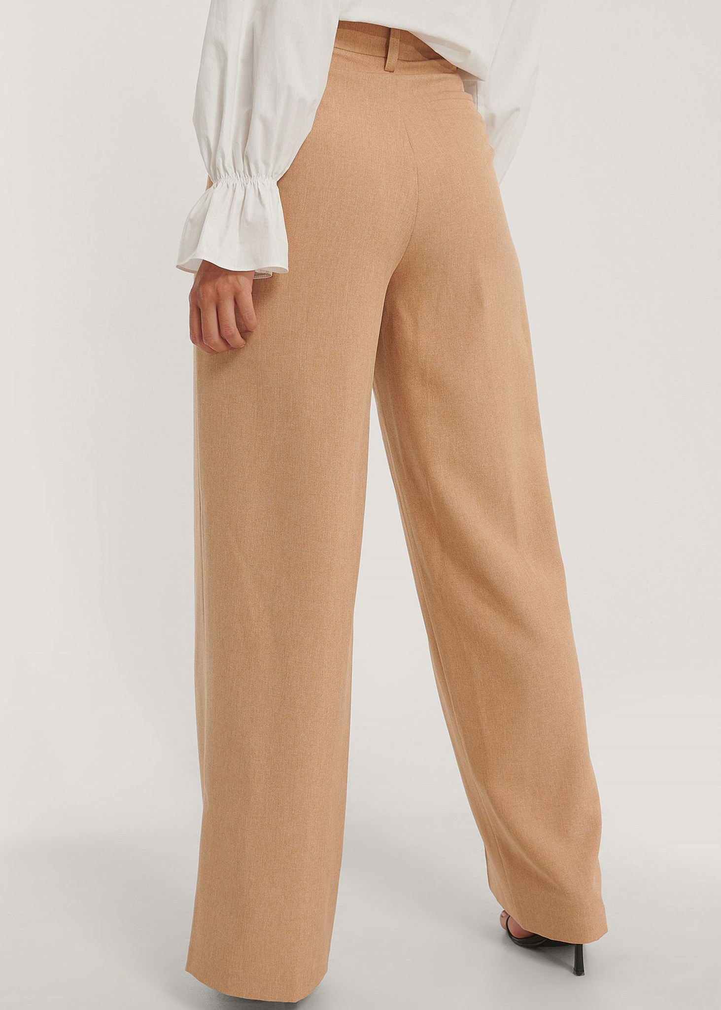 Wide Suit Pants-2