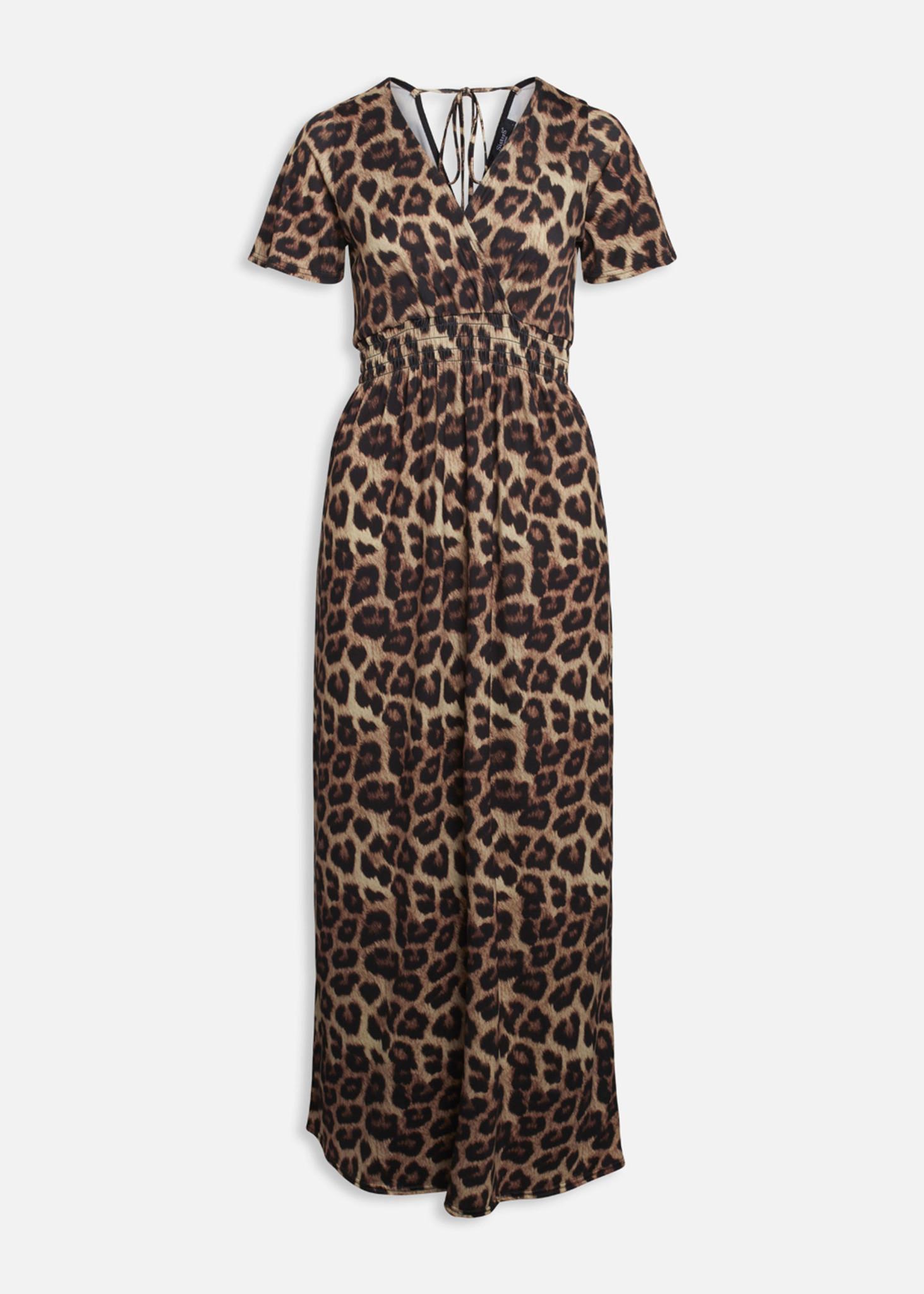 Long Leopard Dress-1