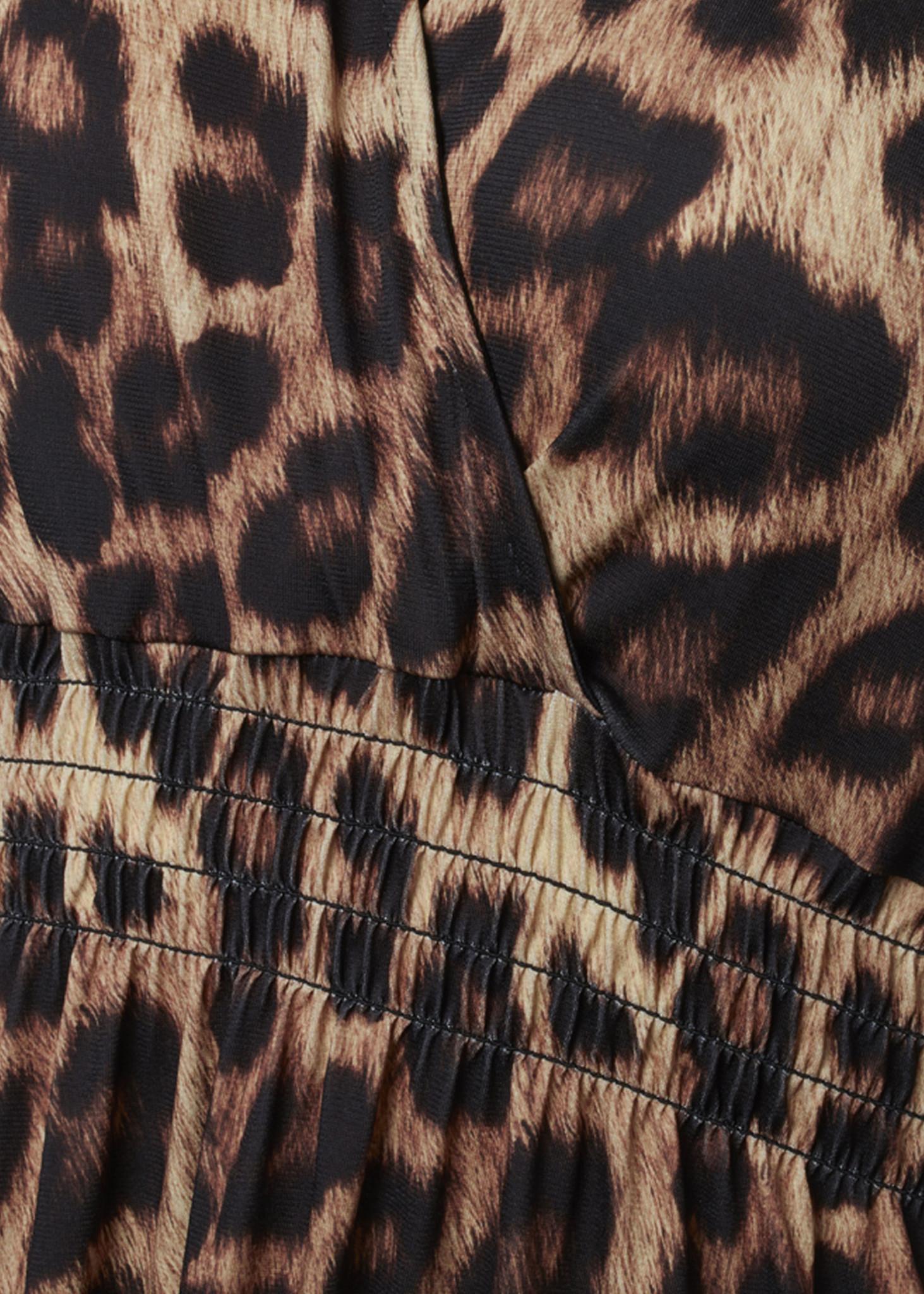 Long Leopard Dress-2