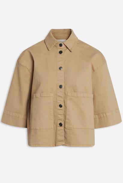 Olea Jacket Camel