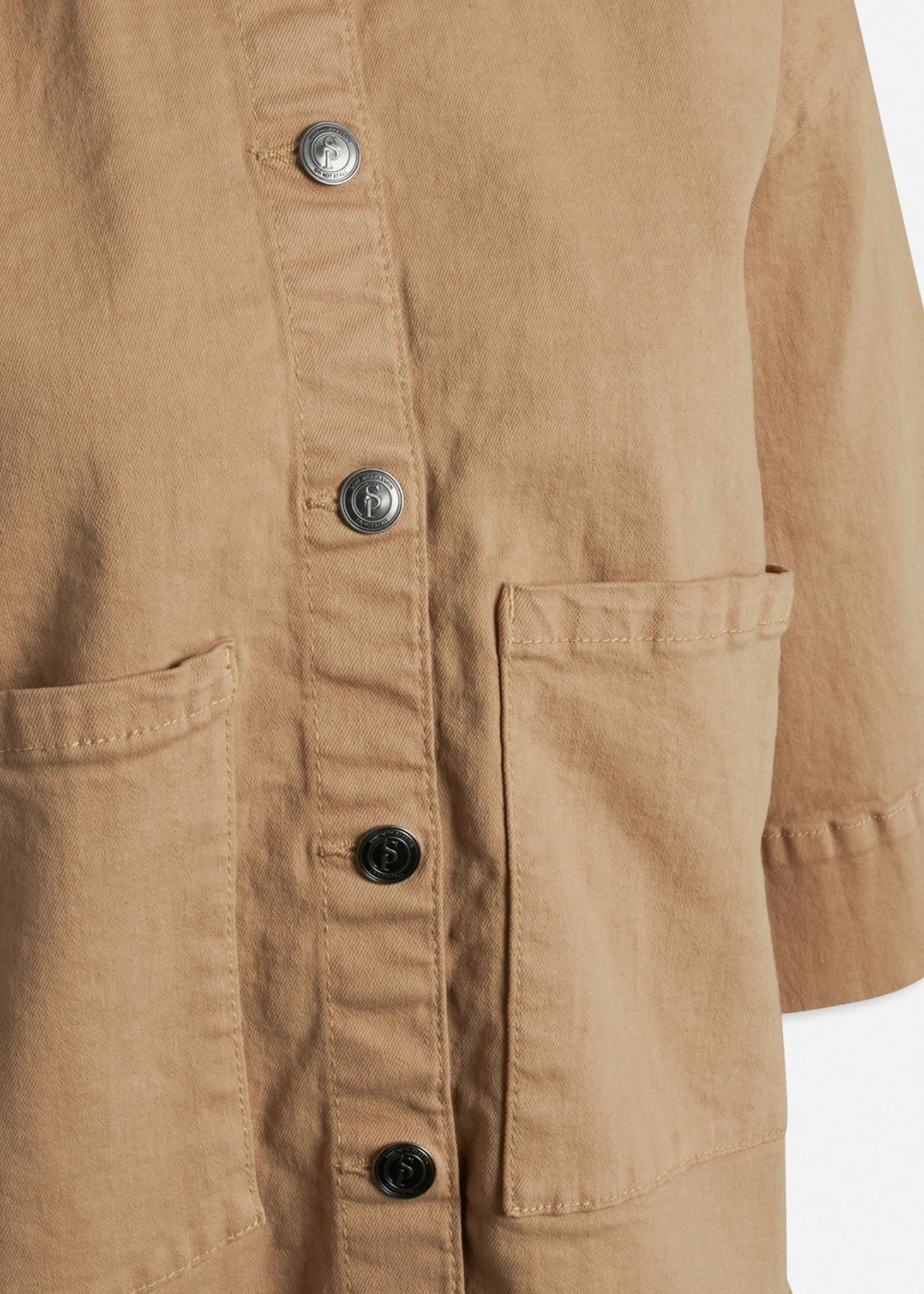 Olea Jacket Camel-2