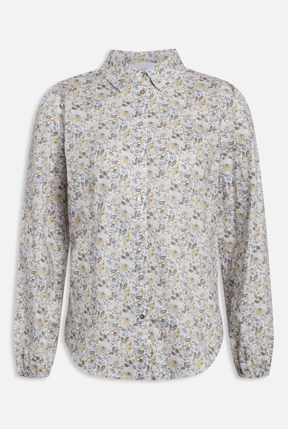 Abbey Small Flower Blouse