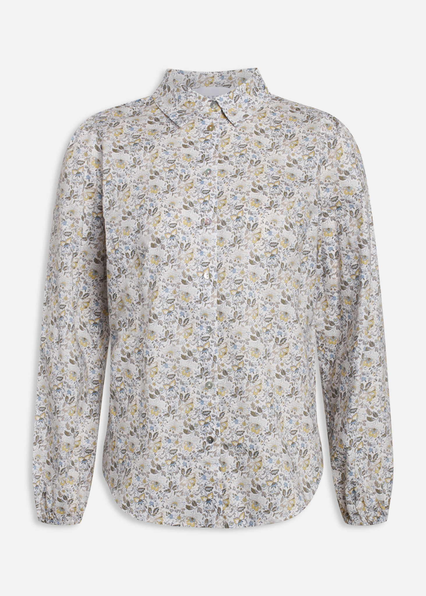 Abbey Small Flower Blouse-1