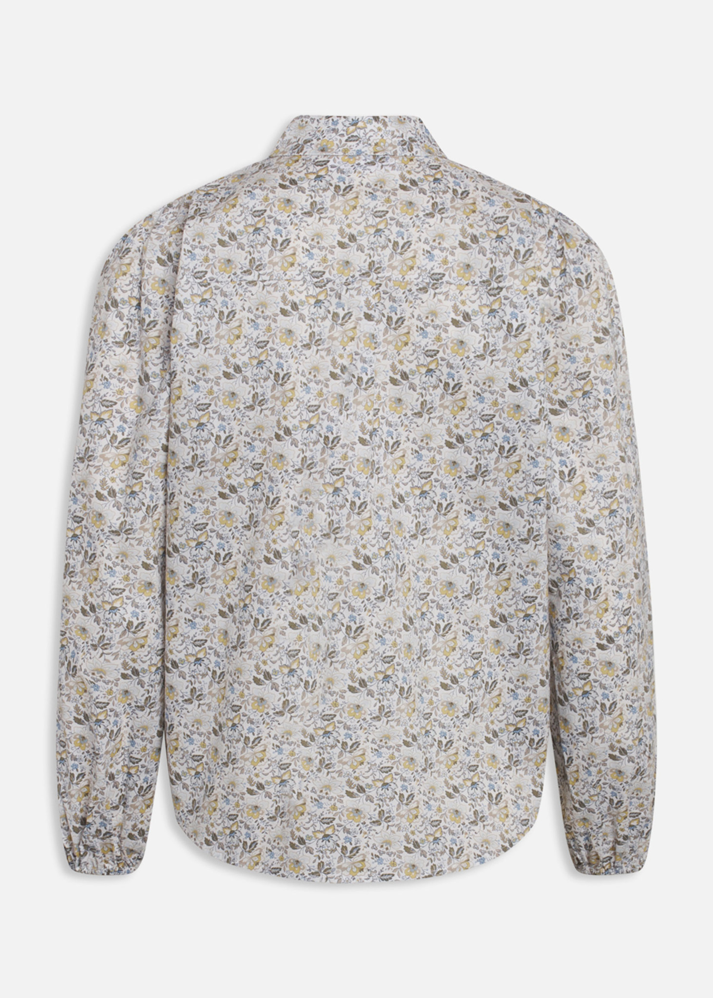 Abbey Small Flower Blouse-2