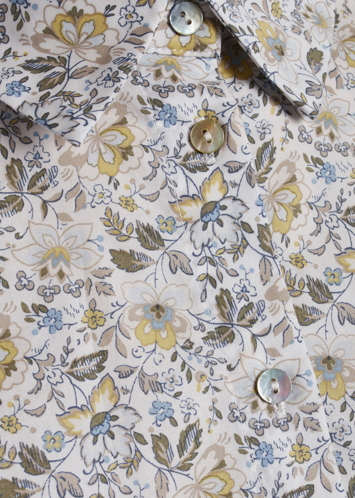 Abbey Small Flower Blouse-3
