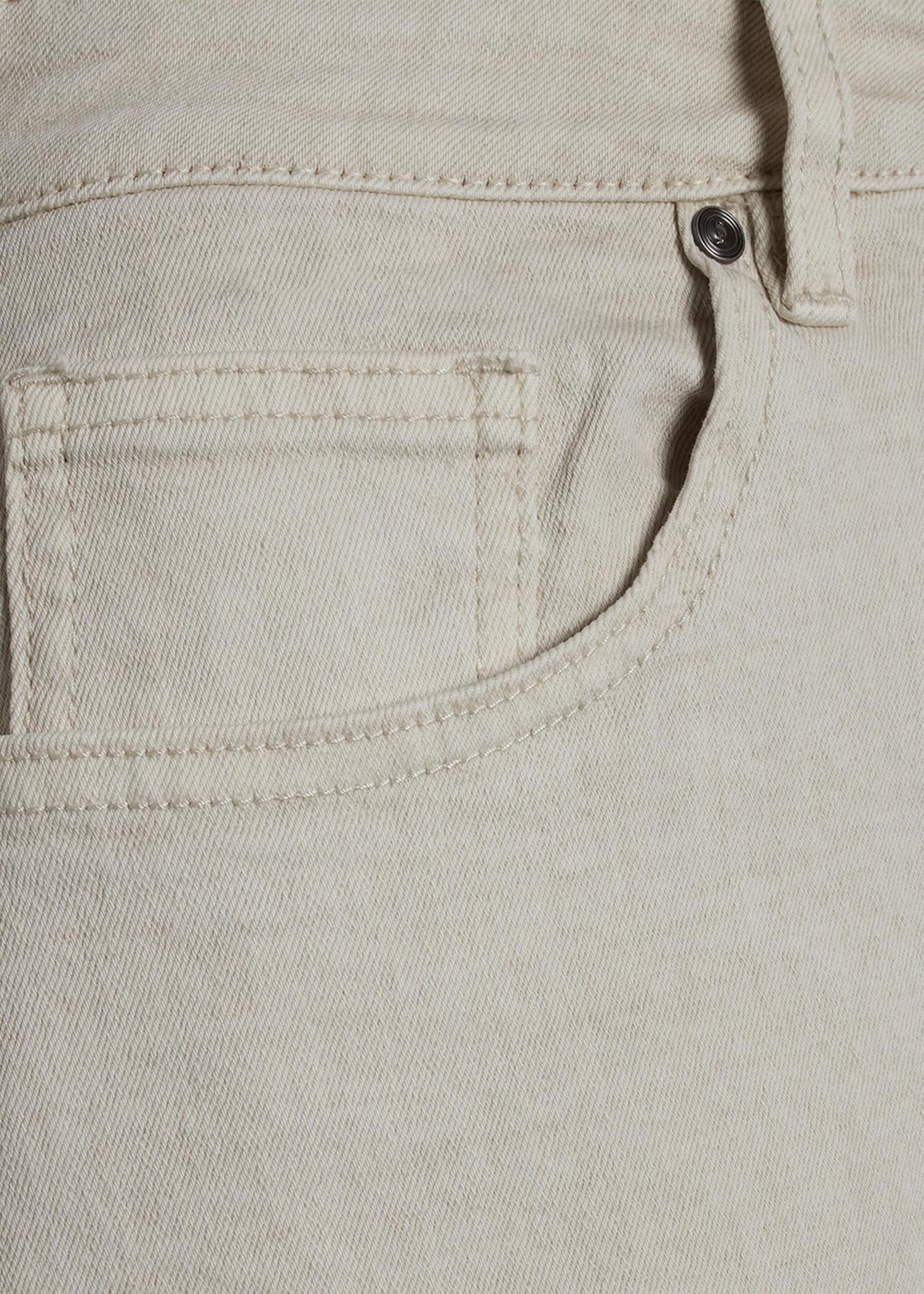 Ossy Short Vanilla-3
