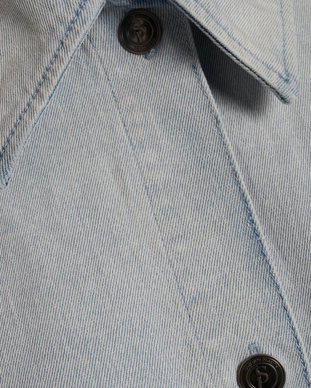 Otina Denim Jacket Light Blue-3