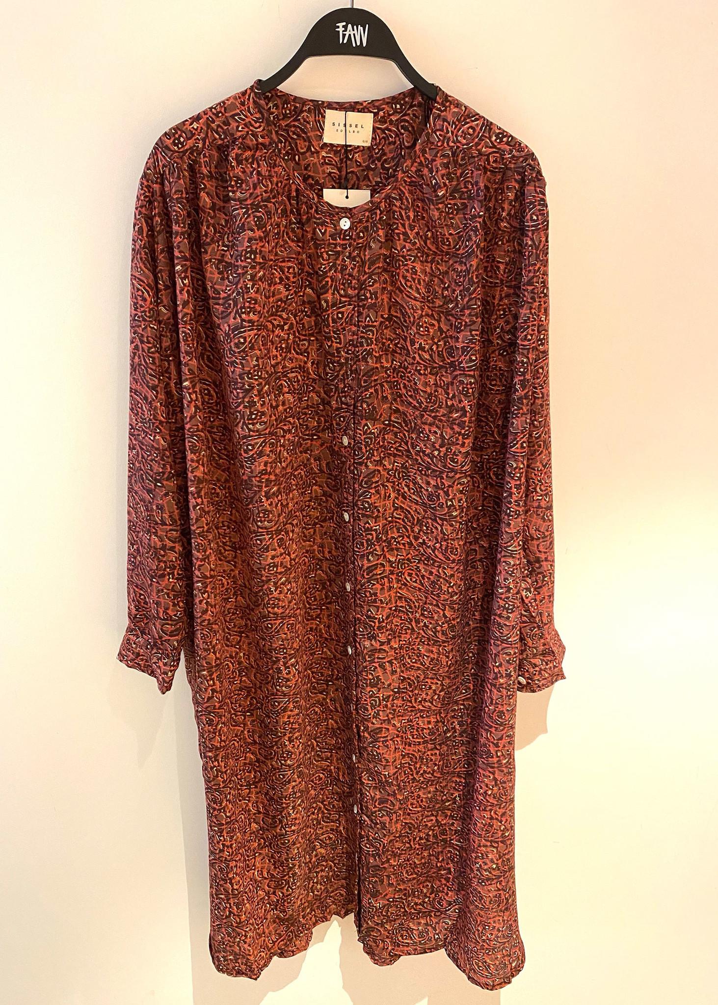 Brave Shirt Dress-1